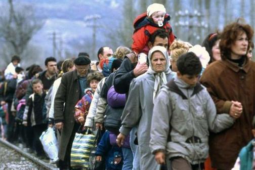 Uprchlíky sváží do Hradiště, ale starat se musí Broďané