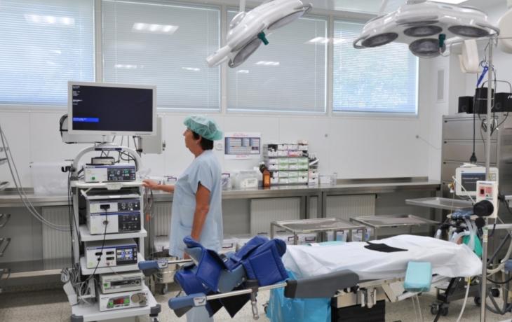 Z daru nadace koupili laparoskopickou věž