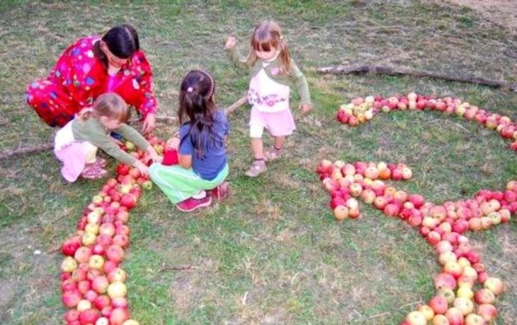 Hostětín provoněly dobroty z jablek