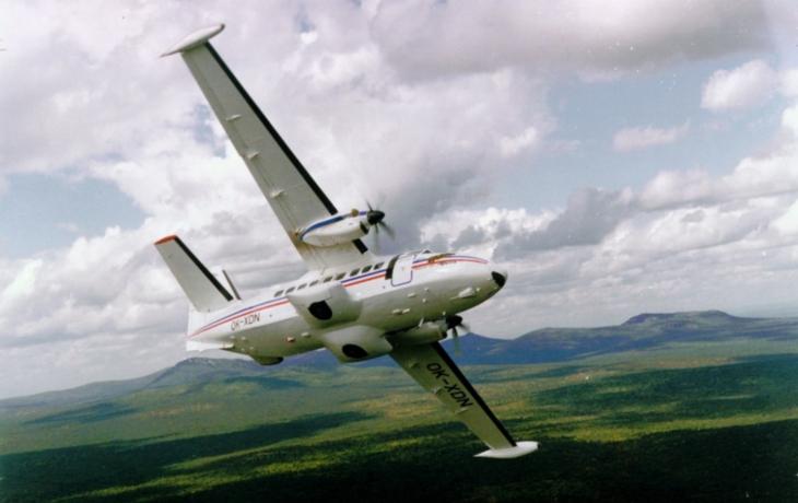 Letecké závody otevírají brány, představí i prototyp nového turboletu