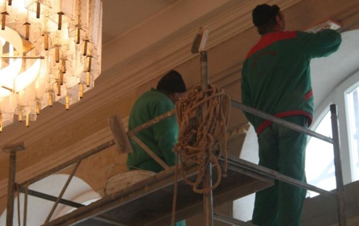Zastupitele vystřídali řemeslníci