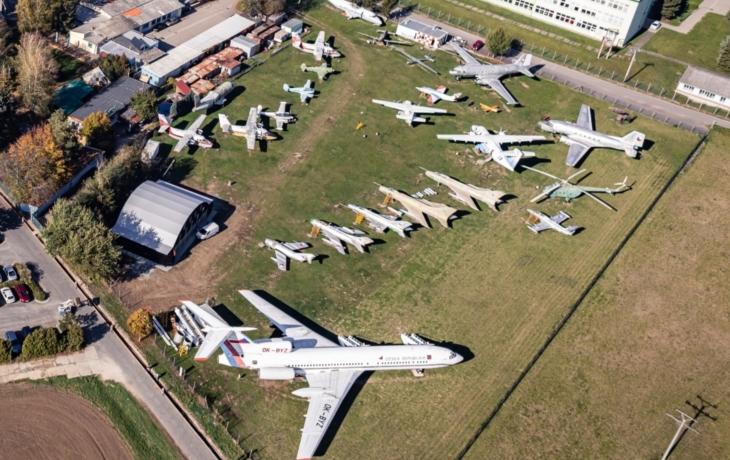 Letecké muzeum v Kunovicích začalo vysílat S.O.S. Spouští akci Velký přelet 2