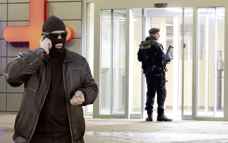 Zopakuju masakr z Ostravy! vyhrožoval. Policie nemá důkazy