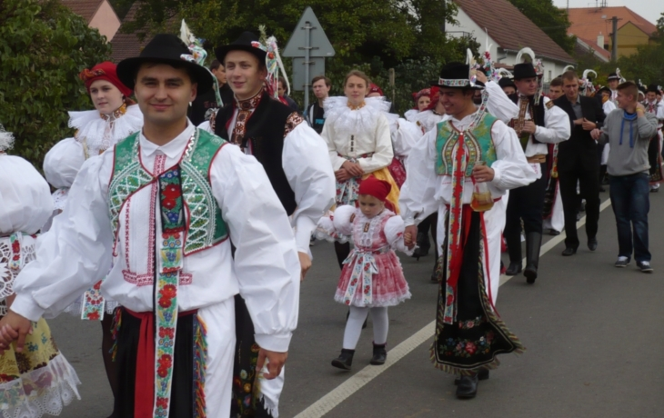 Zájem o hody v Moravském Písku je stále velký