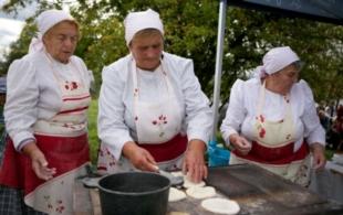 Slovácký festival…