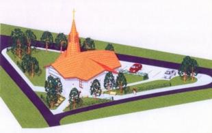 Kaple v Kudlovicích…