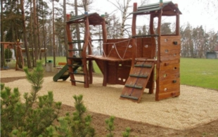 Dětské hřiště oživí…
