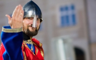 Kníže svatý Václav…