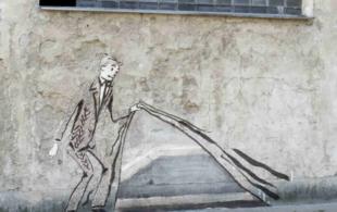 Street art našel…