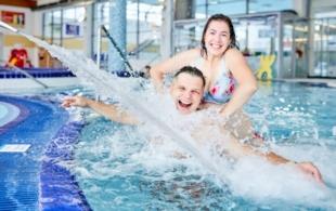 Aquapark očekává…